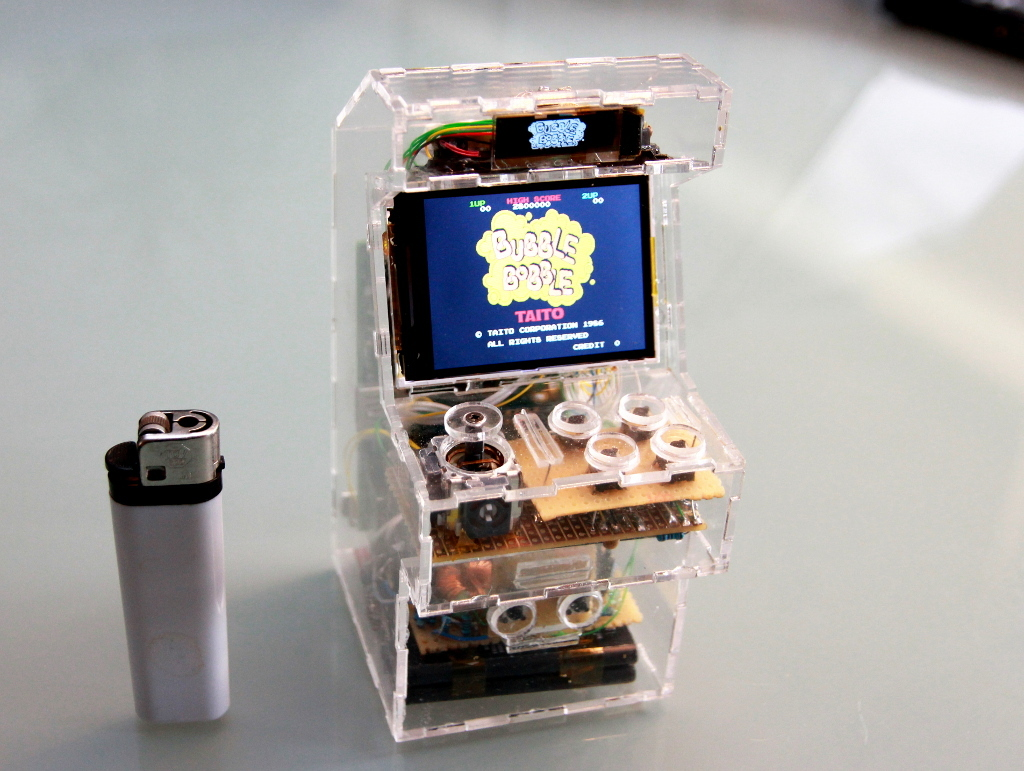 Hardware Hacks: Raspberry Pi arcade, Radio-4-Matic, PirateBox - The