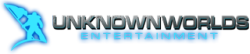Unknown Worlds logo