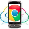 Chrome and the cloud