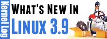 What's new in Linux 3.8